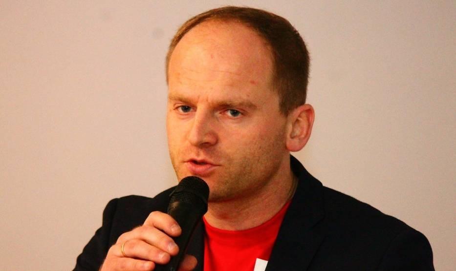 Krotoszyn: Spotkanie z Dariuszem Rozwadowskim