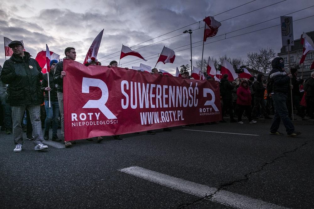 [FOTO] X Marsz Niepodległości i wielka zbiórka pod #STOP447 w obiektywie