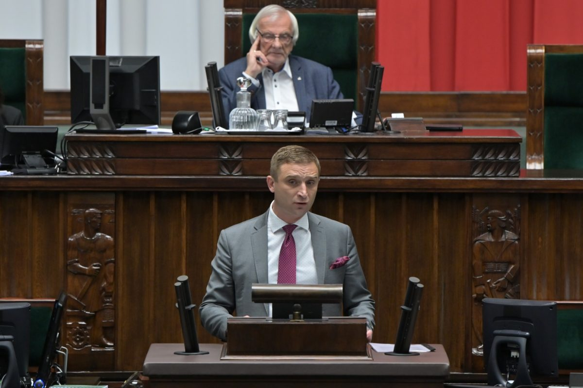 STOP 447 skierowany przez Sejm do Komisji Sprawiedliwości