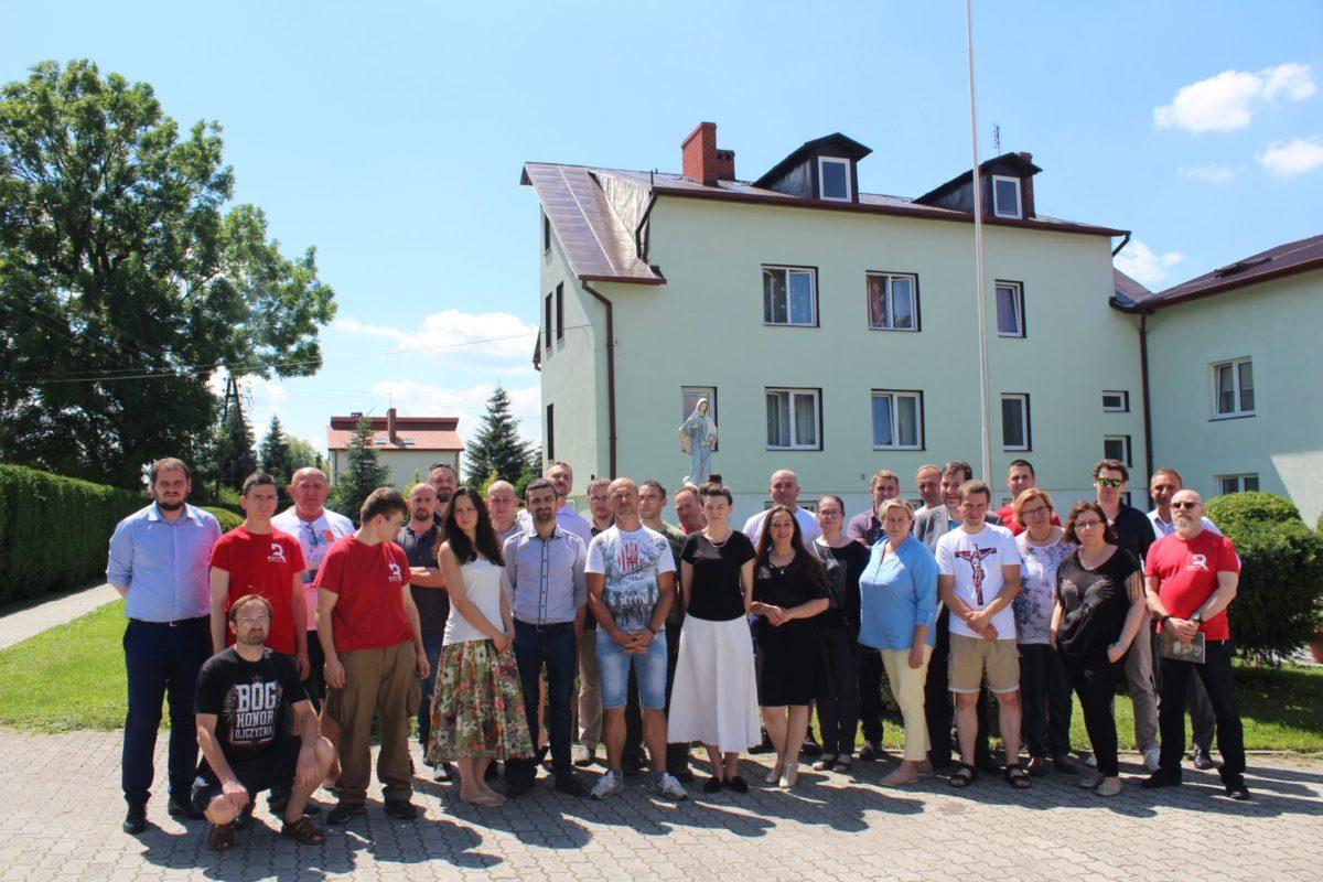 Ogólnopolski Zjazd Koordynatorów Rot MN