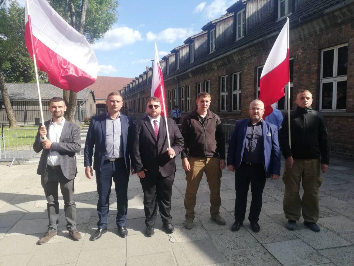 81 rocznica pierwszego transportu polskich więźniów do KL Auschwitz