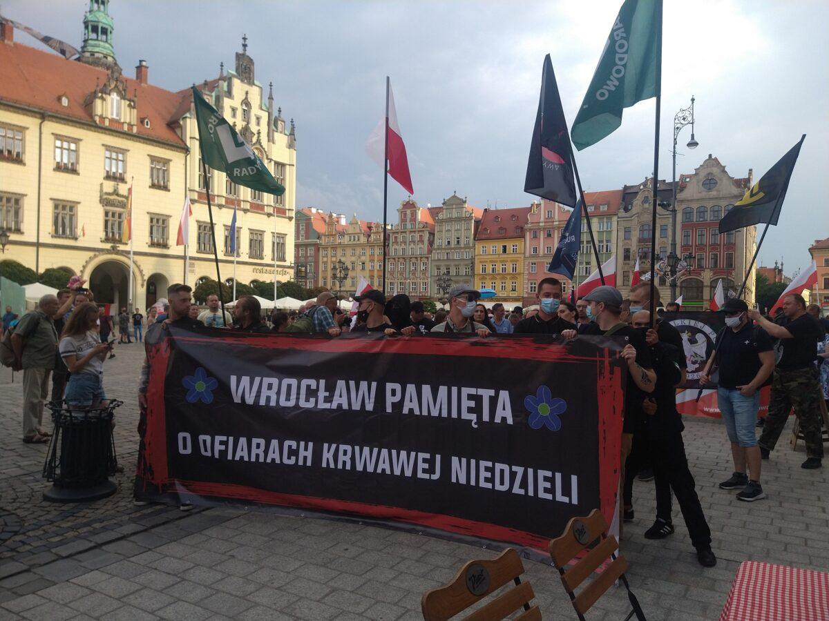 """Wrocławskie obchody """"Krwawej Niedzieli"""""""
